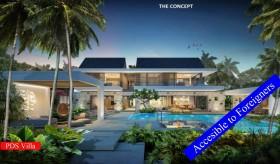Biens à vendre - Villa PDS - belle-mare