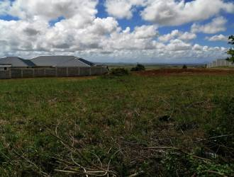 Land for sale of 390 toises for sale in Morcellement Mont Piton- Piton