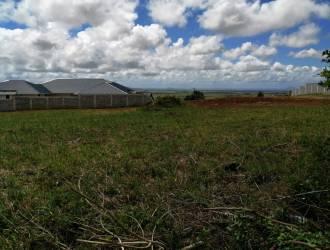 Terrain de 390 toises a Vendre a Morcellement Mont Piton a Piton