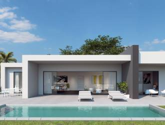 Villa for sale in Grand Bay in a gated community comprising of 3 bedrooms.