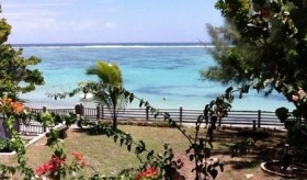 Property for Sale - Beach front house - belle-mare