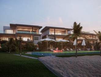Appartement R+2 à vendre à Pereybere tout proche de la plage