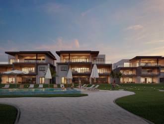 Penthouse R+2 à vendre à Pereybere tout proche de la plage